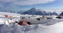 Tente Enclos de neige