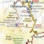 Peru – Choquekirao Les cartes du Trek