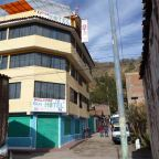 Peru – Huayhuash, Chiquian Porte d'entrée