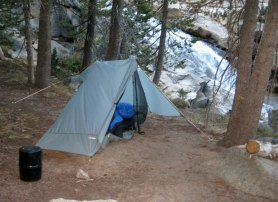 Gossamer Gear The One 8