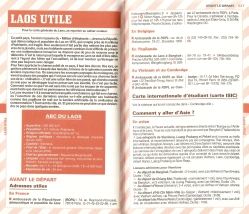 Laos Le Routard Infos Generales 01