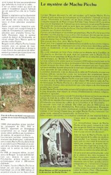 Peru 1989 Chemin Inca 05