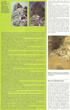Peru 1989 Chemin Inca 06