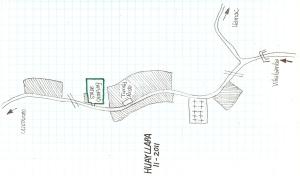 Peru Huayhuash Huayllapa plan 2011