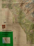 Peru – Trek Santa Cruz et Cordillere Blanche (cartes)