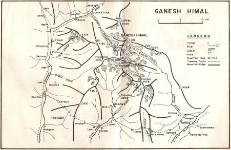 Trek Ganesh himal