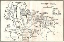 Trek Khumbu Himal Taweche