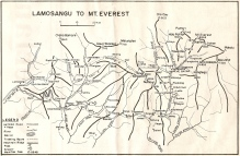 Trek Lamosangu Everest