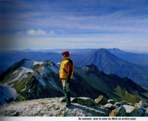 Cordillera Arequipa ascencion Chachani vue du sommet