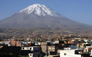 Peru Arequipa et le Chachani