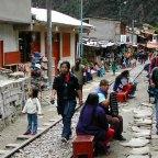 Perou – Machu Picchu (1) Pueblo et Cité IncA