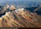 Peru – cordillera de Arequipa – El Chachani (6075m)