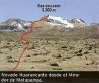 Peru – cordillera de Arequipa – El Huarancante (5350m)