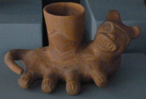 museo arqueologico Huaraz 20