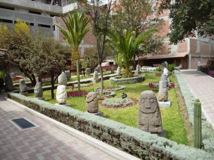 museo arqueologico Huaraz 24