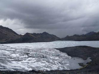 PastoRuri 2 glaciar