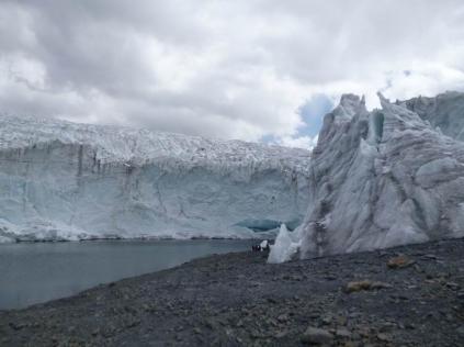 PastoRuri 3 glaciar