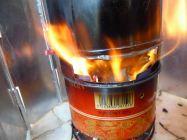 rechaud bois leger 7 combustion double