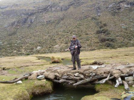 Santa Cruz 3 laguna jatuncocha bibi