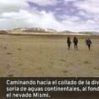 Peru – cordillera de Arequipa – Sources de l'Amazone