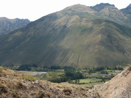 urambamaba valle del rio urubamba