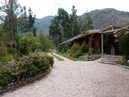 urubamba hotel eco andina accueil