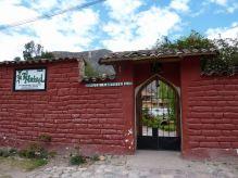 Urubamba hotel el maizal