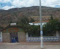urubamba hotel los geranios