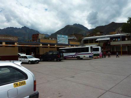 urubamba terminal bus cour
