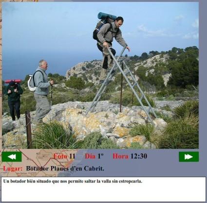 05 P1020467 ses alquerioles passage 2eme barriere 2008