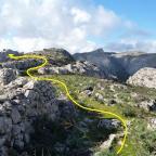 Mallorca – GR221 ETAPE 2/5 variante serra d'alfabia