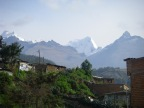 Peru – cordillera blanca – Trekking Olleros à Chavin