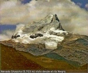 Trekking Olleros Chavin Nevado Shaqsha