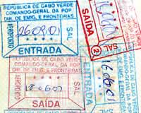Visa Cap Vert