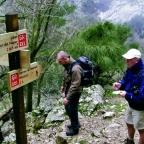 Mallorca – ITINERARIO DEL GR 221, LA SIERRA DE LA TRAMUNTANA
