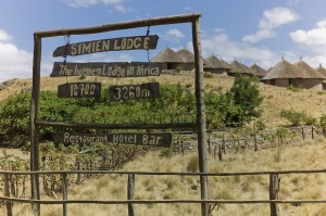 Simien Lodge, Ethiopia.