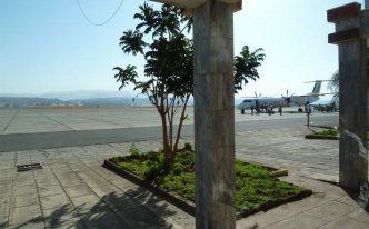 Gondar Airport Tarmac