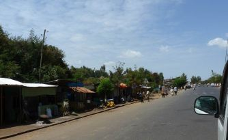 Gondar Rues Lac Tana 2