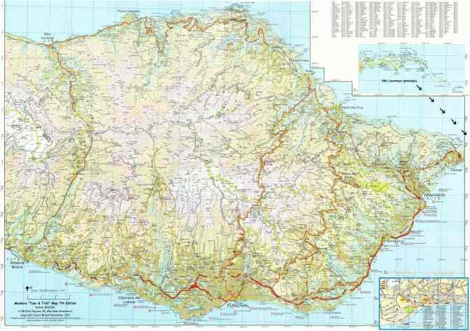Madeira Tour & Trail 40 000 est