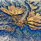 Ethiopie – Simien (6) Mountains Maps