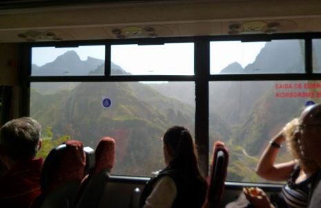 Resize of Funchal Encumeada montee vue du bus