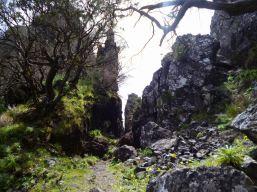 Resize of PR1-3 (22) Debut Descente Passe Pico Casado Passage Aiguilles