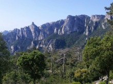 08-Panorama du Refuge de Caro