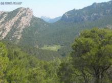 20-Coll de Xerto les Roques de Benet au fond