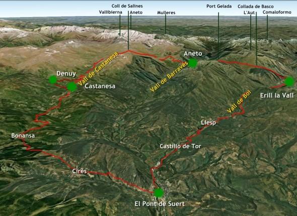 ruta 3 valles