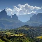 Ethiopie – Simien (4) itinéraires du site officiel