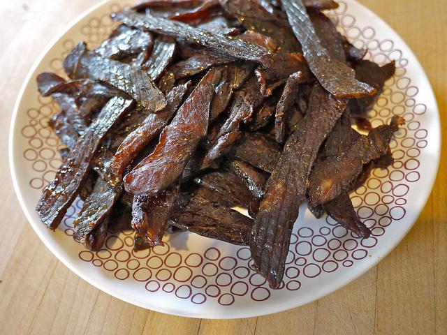 Beef Jerky Recipe  3