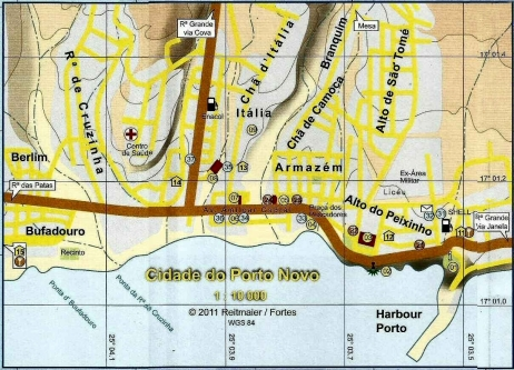 Cap-Vert Porto-Novo Plan