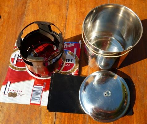 Pare-Vent Hyperleger Mayake interieur sac cuisine