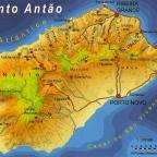 Cap Vert – Diagonale du Grogue (Cartes itinéraire)